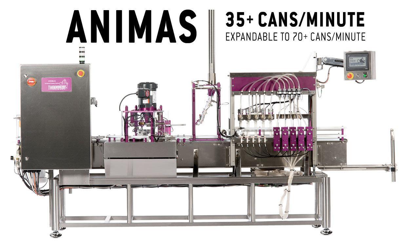 Animas Beverage Canning Machine